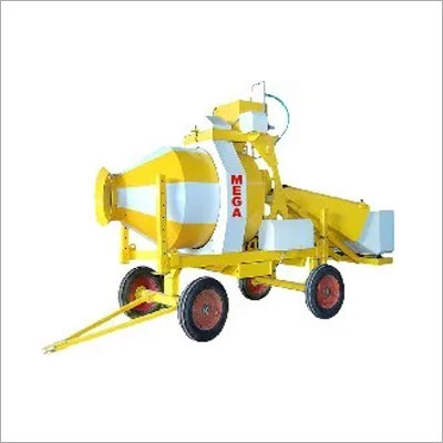 Reversable Concrete Mixer Machine