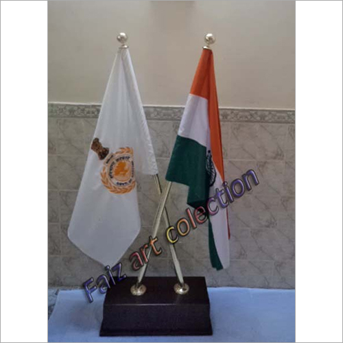 Flag With Stand