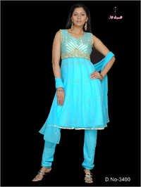 Cotton Fancy Salwar Kameez