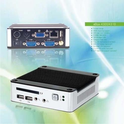 EBox Embedded PC