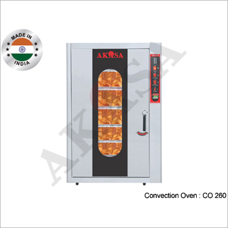 AKASA INDIAN ELECTRIC Commercial Convection Oven