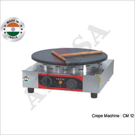AKASA INDAN Electric Crepe Machine