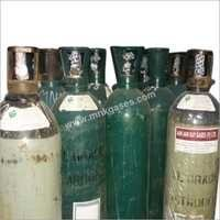 Compressed Argon Gas