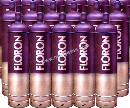 Refrigerant Floron Gas