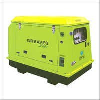 Greaves Light Portable Genset