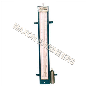 Single Limb Manometer (Metal-Body)