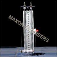 U形管测压器