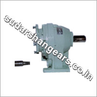 Adaptor Helical Gear Box