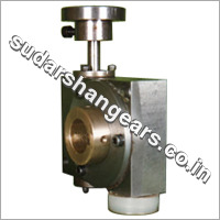 Hollow Shaft Worm Gear Box