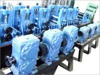 Tube Mills With Gear Boxes