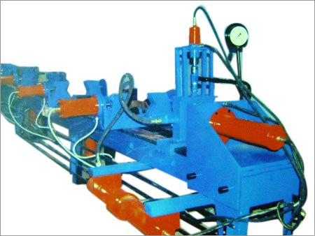 Tube Hydro Testing Machines