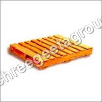 Non Reversible Stringer Pallet