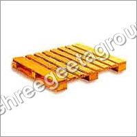 Non-Reversible Block Pallet