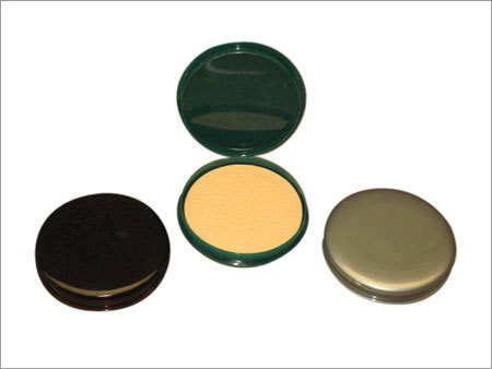 compact powder container