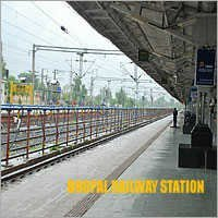 Railway Stations Cleaning