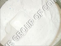 White Detergent Powder