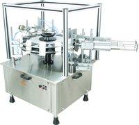 Semi Automatic Cartnator Machine
