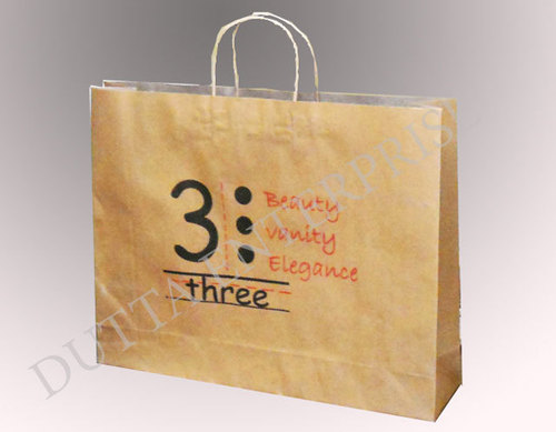 Kraft Shopping Bag
