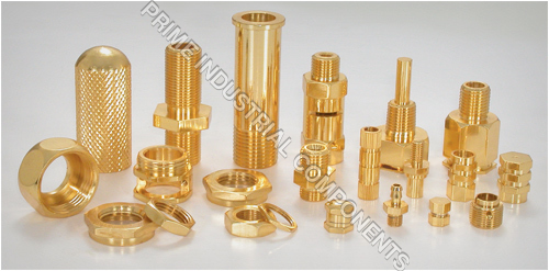 Brass Precision Turned Parts/ CNC Turned Component