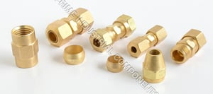 Brass Pipe Fittings Inserts