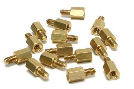 Brass Spacers / Brass Standoffs