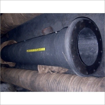Rubber Flanged Hose Pipes