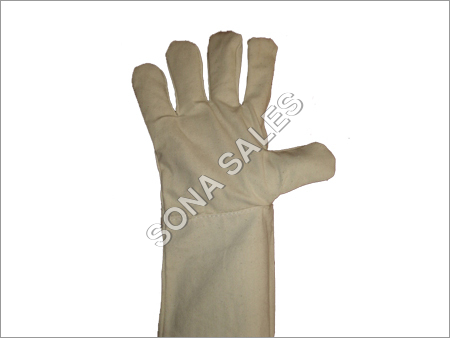 Drill Cotton Hand Gloves