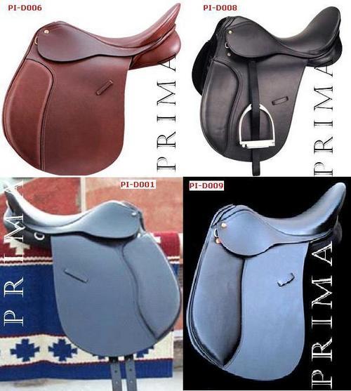 English Leather Saddles