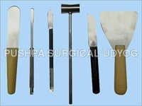 Dental Plaster Knife Set