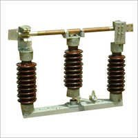 33kv isolator with solid core isolator