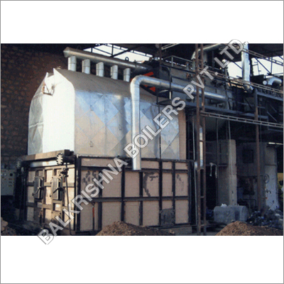 Multi Fuel Fired FBC Boiler