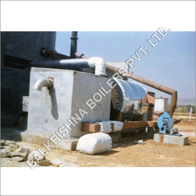 Wood Coal Fired Hot Air Generator