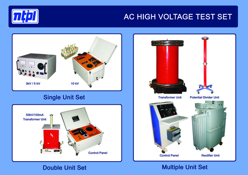 AC High Voltage Test Sets