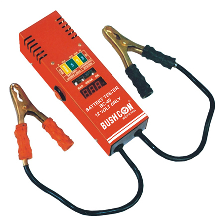 Testers For Motorcycle Battery