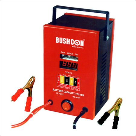 Tester For Motorcycle Battery