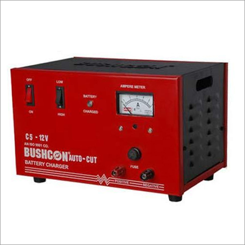 Automatic/ Manual Battery Chargers