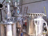 Body Flange Reactor