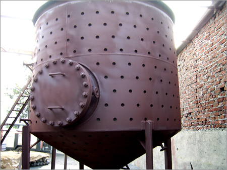 Jacketed Vessel Pipe Doublers