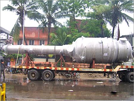 Industrial Evaporators