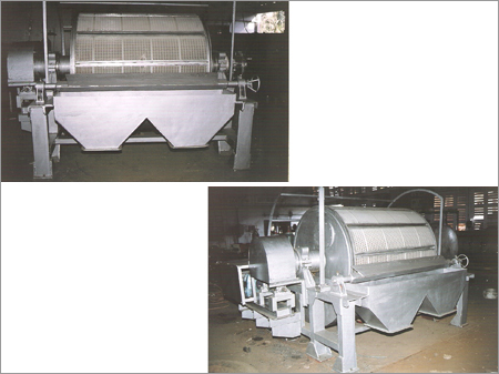 Rotary Vacuum Drum Filter