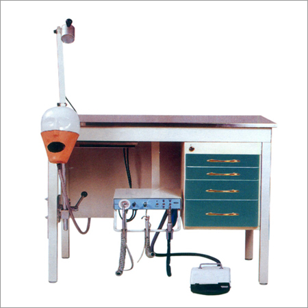 Dental Phantom Head Table