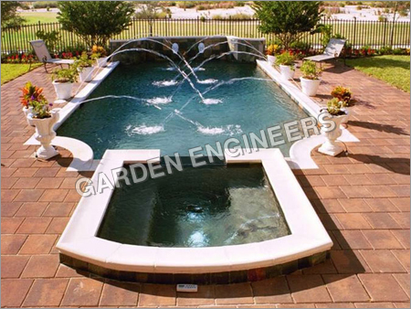 Turnkey Swimming Pool Projects