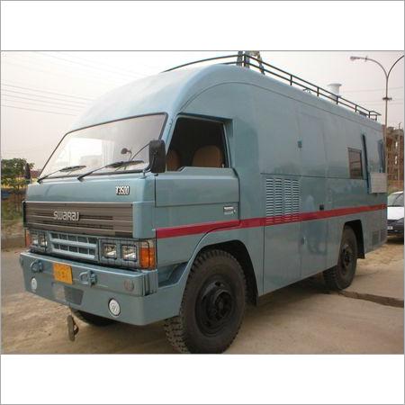 Customized  Communication Vans