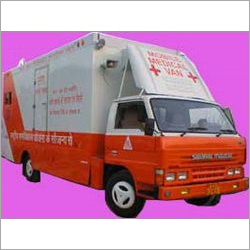 Mobile Medical Vehicle
