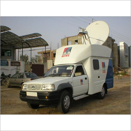Broadcast OB Van