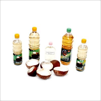 Coconut Edible Oil