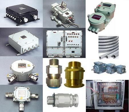 Sudhir Flameproof Junction Box Equipments - Sudhir Flameproof