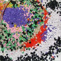 ABS Multi Coloured Granules
