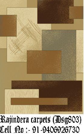 Handmade Modern Woolen Designer Carpets