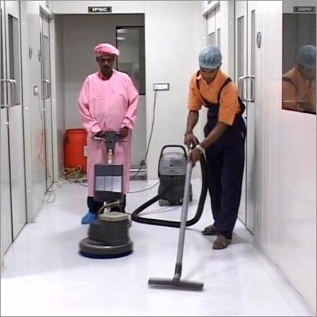 Clean Room Scrubbing